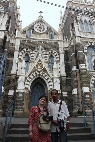 Manuela And Emanuel At Mount Mary Bandra by firoze shakir photographerno1