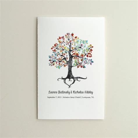 Wedding Ceremony Program / Order Of Service   Rustic