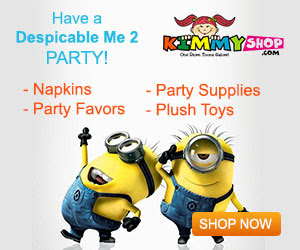 KimmyShop - Despicable Me 2