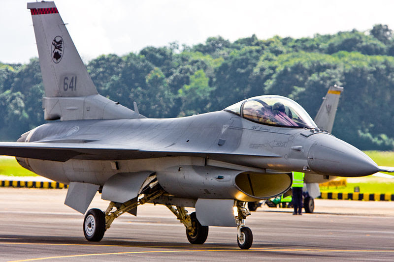 File:RSAF F-16 in alert fighter taxi-ing.jpg