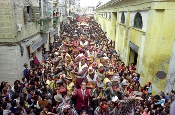 Resultado de imagen de carnaval cadiz