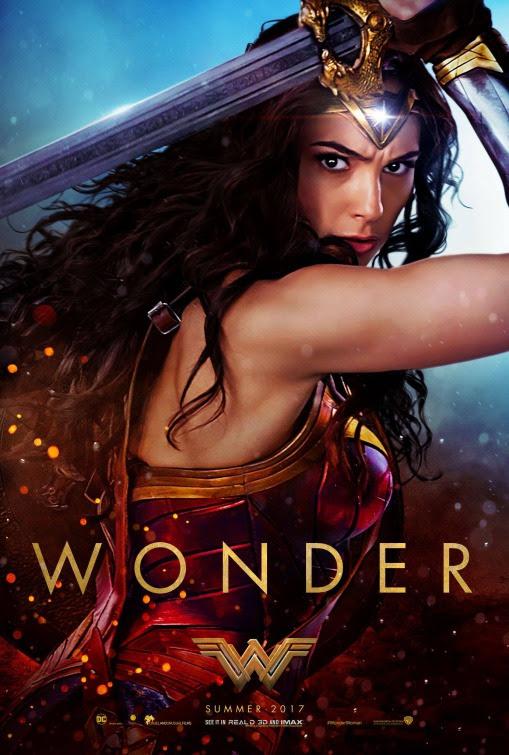 Resultado de imagem para Wonder Woman 2017 posters