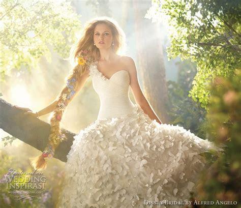Disney Fairy Tale Weddings by Alfred Angelo 2012