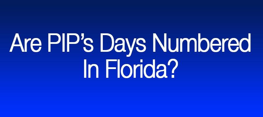 PIP repeal in florida