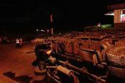 Truk Tronton Terguling di Jalur Argopuro, Sopir Pingsan dan 'Shock'