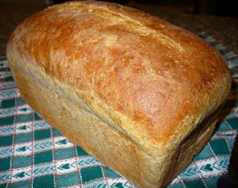 Multi-Grain Bread (Bread Machine or Conventional) Recipe ...