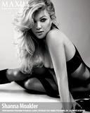 Shanna Moakler looking hot in Maxim
