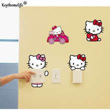 Popular Kitty Wallpaper Buy Cheap Kitty Wallpaper Lots From China