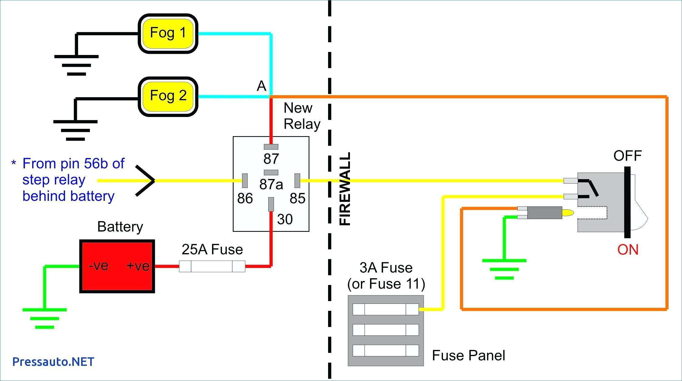 Off Road Light Wiring Diagram With Relay