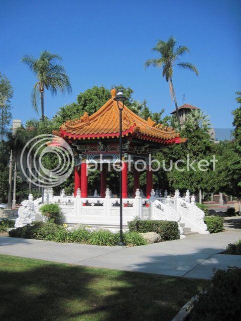 Chinese Pavilion, Riverside
