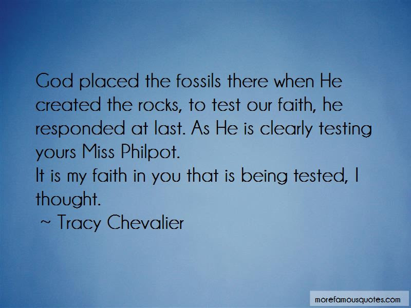 Quotes About God Testing You Top 12 God Testing You Quotes From