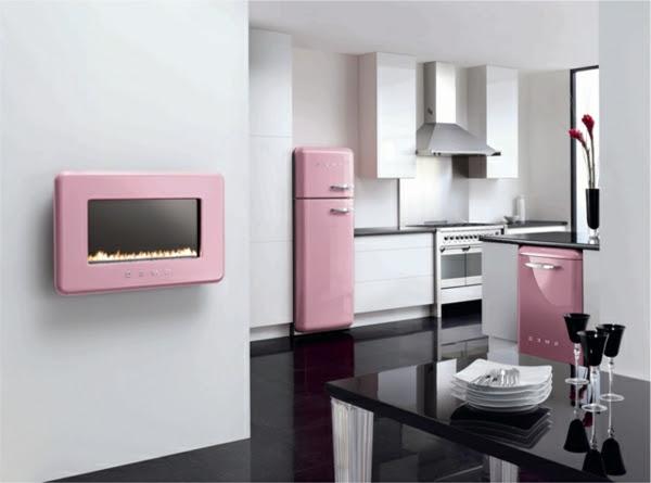 Smeg Kühlschrank Vw : Kühlschrank rosa smeg hickman beverly