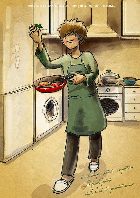 chef (!)