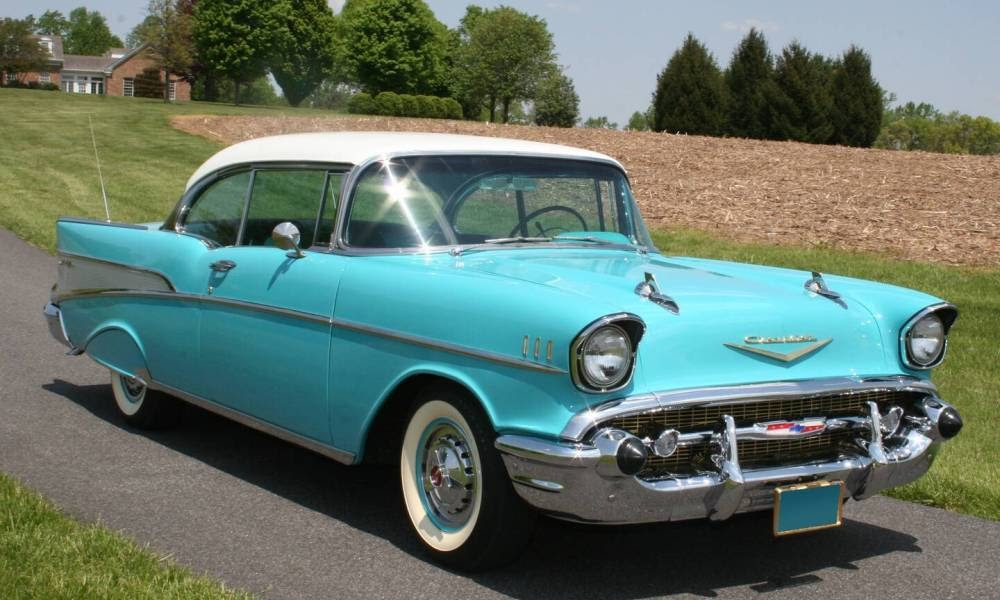 General Motors High Performance Blog The 1957 Chevy