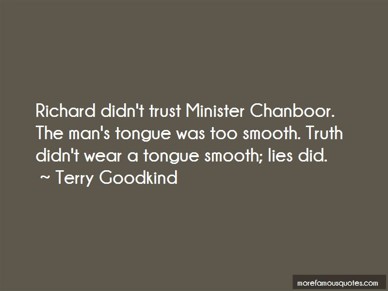 Truth Lies Trust Quotes Top 12 Quotes About Truth Lies Trust From