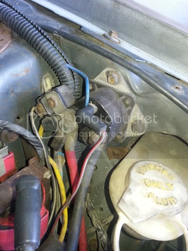 1988 Gt Starter Solenoid Wiring Ford Mustang Forums