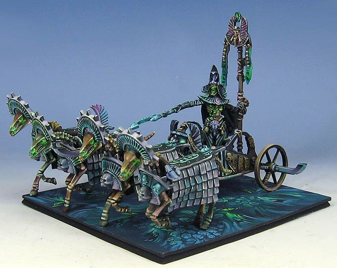 James Wappel Miniature Painting Ready Get Set Tra Go
