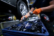 At Ford, $37 billion in the bank and strapped for cash