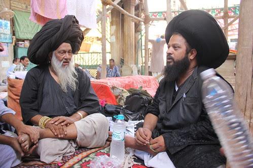 Syed Masoom Ali Baba And Syed Rafiq Ali Baba Malangs by firoze shakir photographerno1
