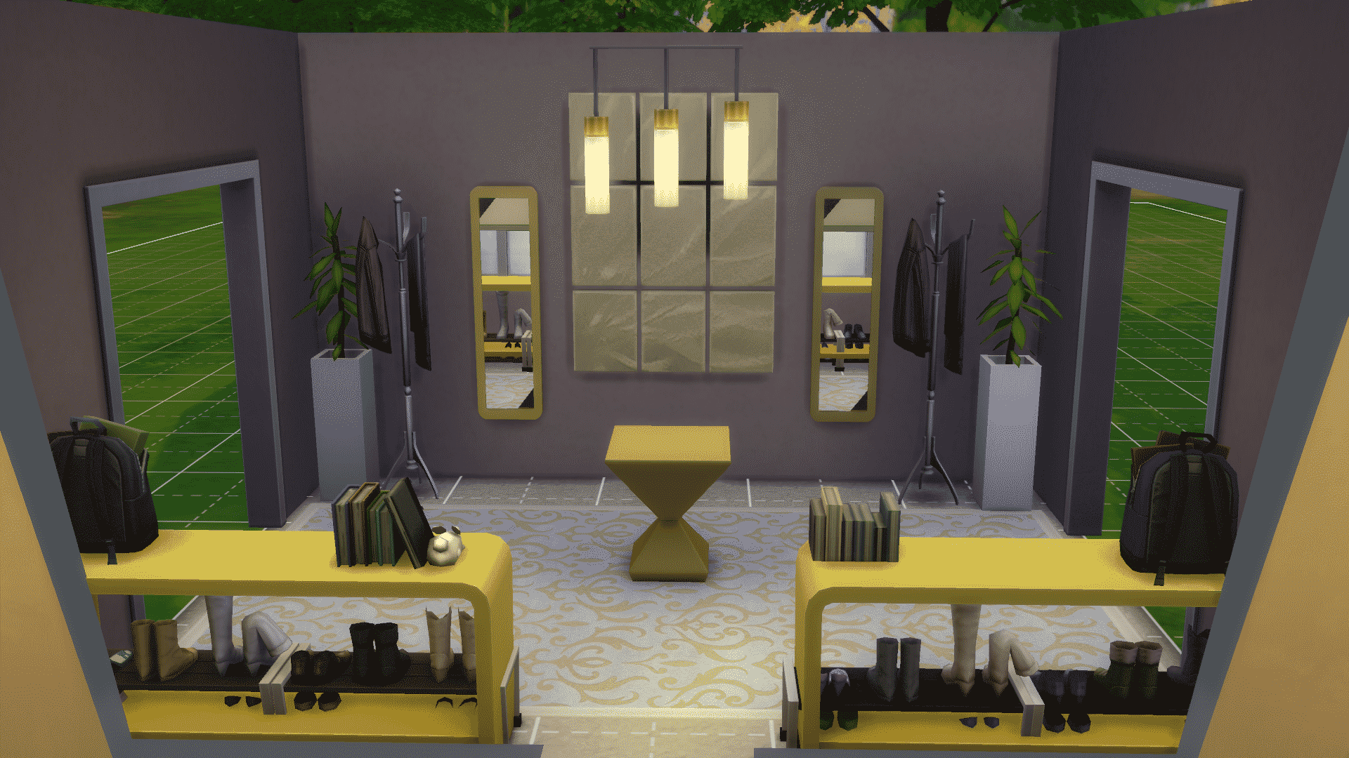 The Sims 4: Interior Design Guide - HDB 4Room BTO Minimalist Charm @ Anchorvale