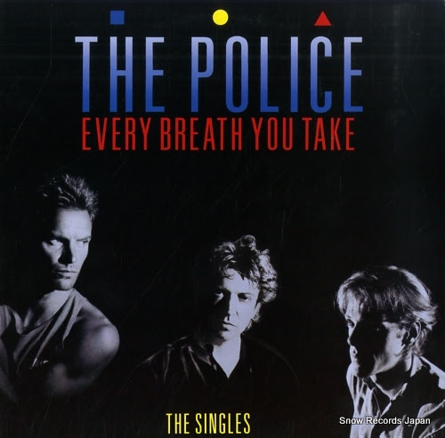 POLICE, THE every breath you take
