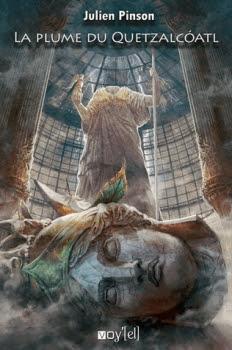 Couverture La plume du Quetzalcoatl