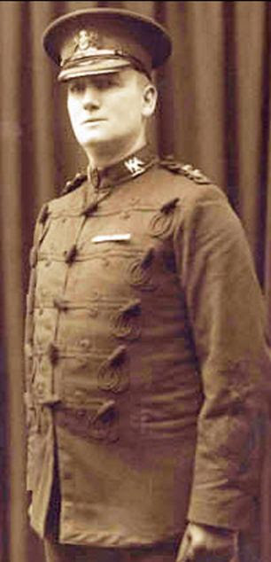 Secret mission: Gwilym Williams from Swansea was sent to Belgium in 1939, by the MI5 to infiltrate the Abwehr, Hitler¿s spy service