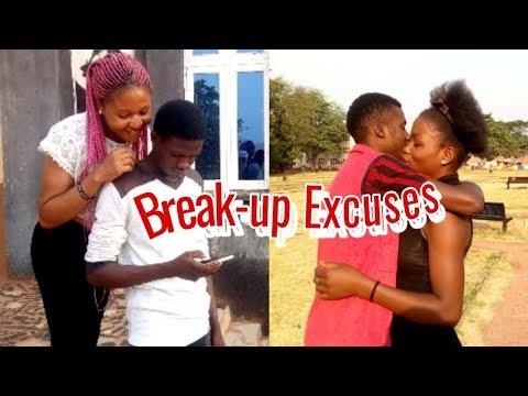 BREAK UP EXCUSES FOR VALENTINE(mc ekepy)