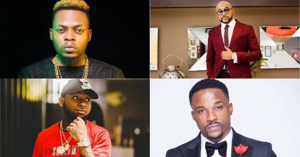 Check out the list of the richest Nigerian performers and their shocking salaries – See the Artist who made N13 Billion (Photos)