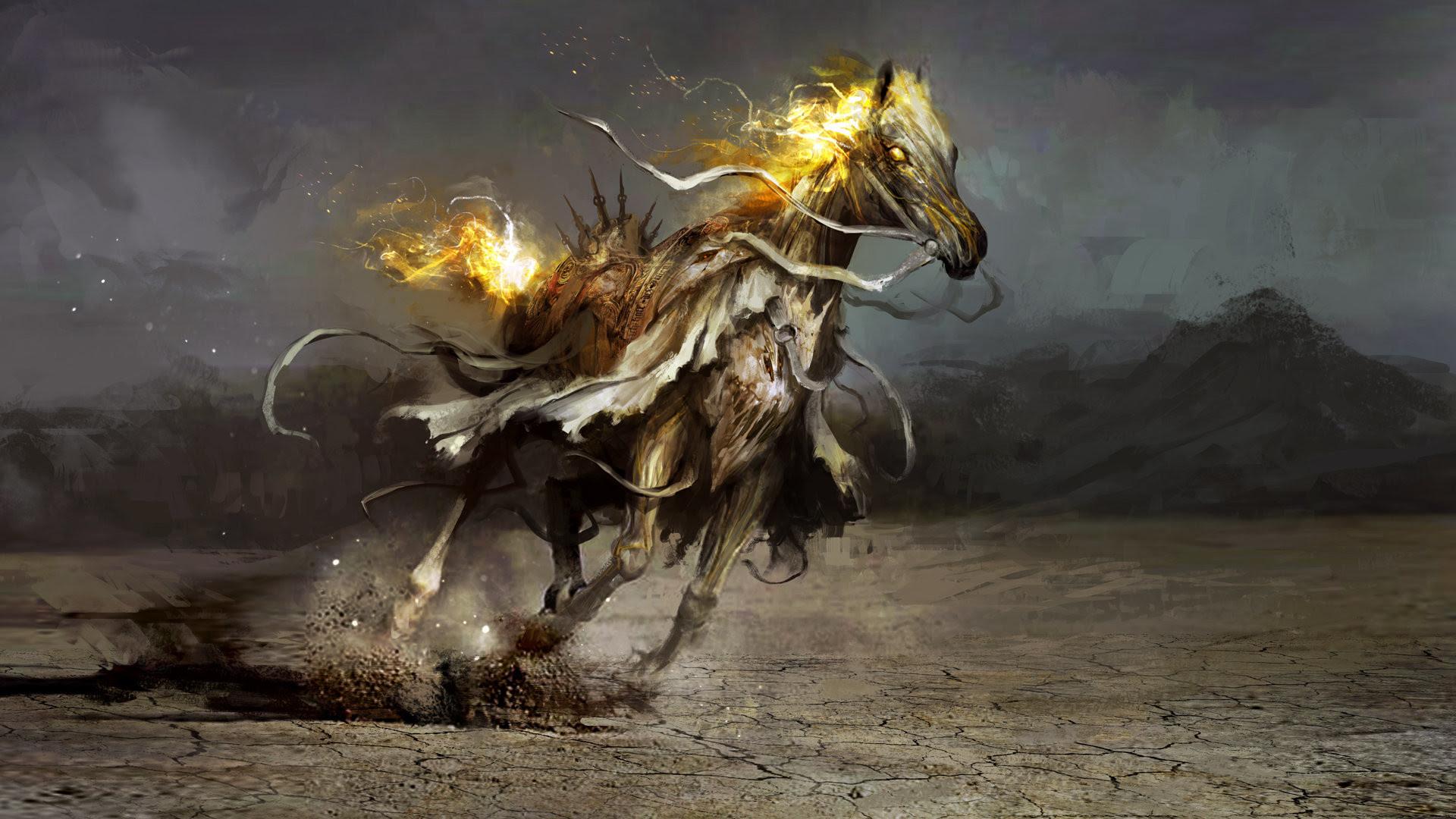 The 4 Horsemen Of Apocalypse Hd Wallpapers