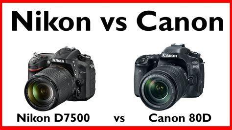 Best DSLR for Wedding Photography   Canon 80d vs Nikon