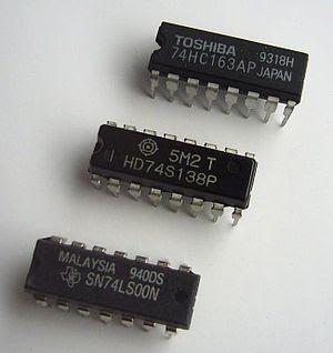 74xx series standard logic ICs (Texas Instrume...