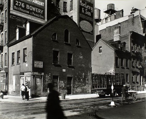 Mulberry and Prince Streets, Manhattan.