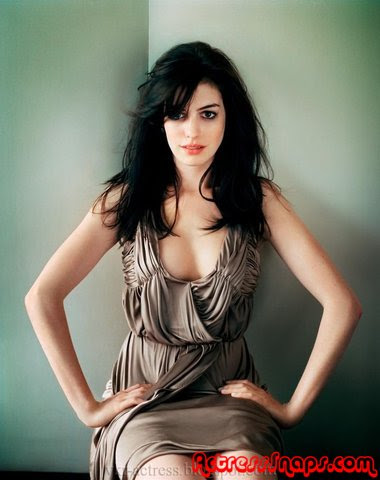 Goddess Anne Hathaway - Marc Hom Photoshoot - Sexy Actress Pictures | Hot Actress Pictures