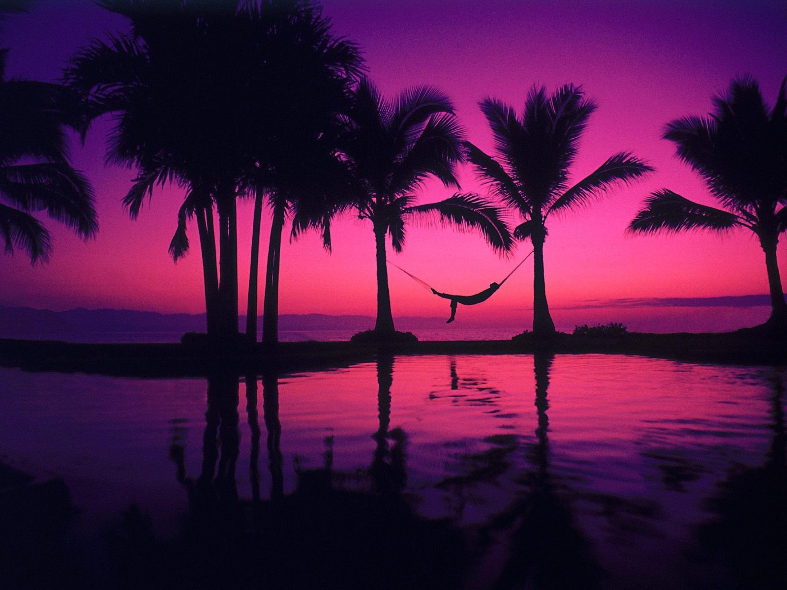Hawaii Sunset Wallpapers - Wallpaper Cave