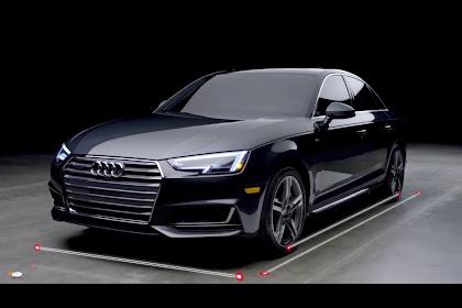Audi A4 2017 Model