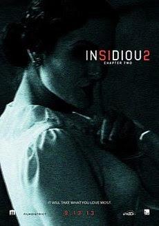 兒凶續集/陰兒房第2章: 陰魂守舍 (Insidious Chapter 2) poster