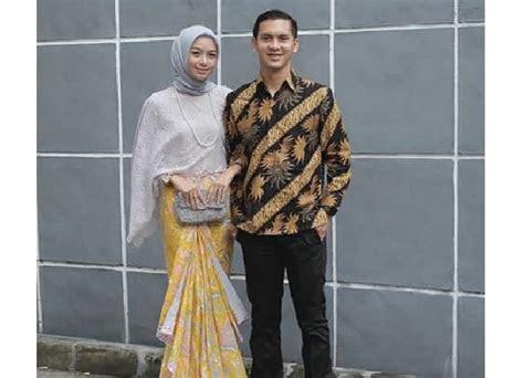 inspirasi baju kebaya couple  terbaru