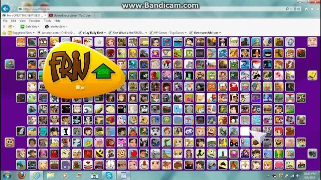 Friv 1000 Games 2013
