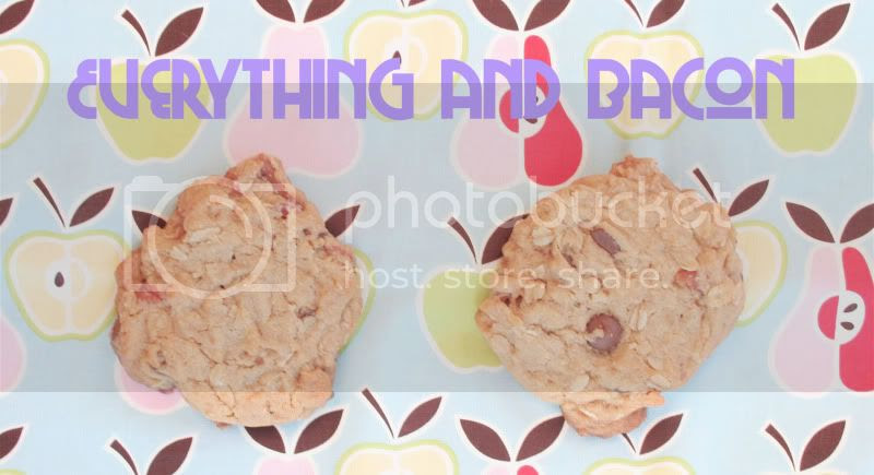everything and bacon cookies recipe