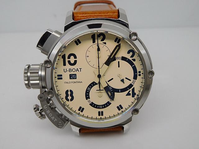 Replica U-Boat Chimera Chronograph Watch