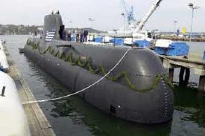 Αποτέλεσμα εικόνας για ελληνικό υποβρύχιο Type 214