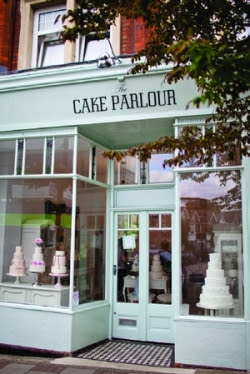 The Cake Parlour - Sweet Tables by Zoe Clark