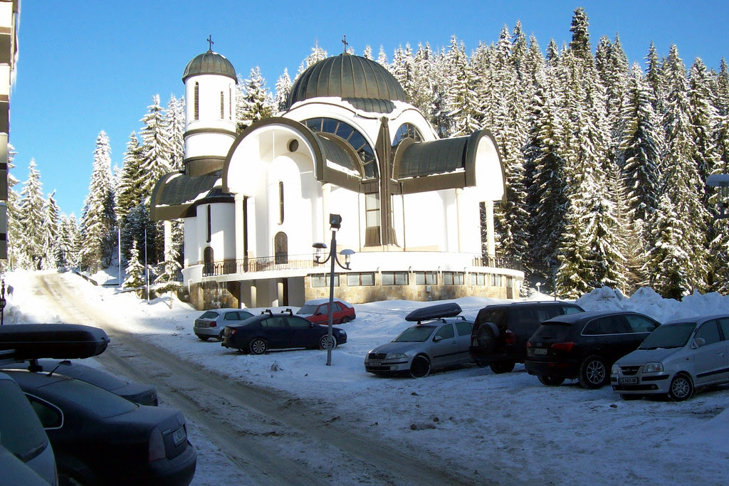 CHURCH IN PAMPOROVO