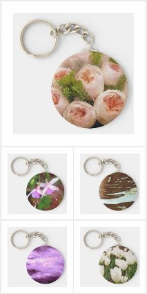 Nature Keyrings