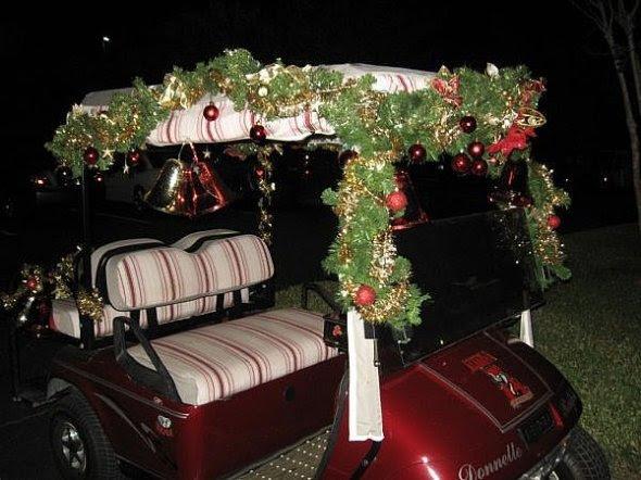 Mrs Santa Golf Cart Html. Mrs. Golf Cart HD Images on