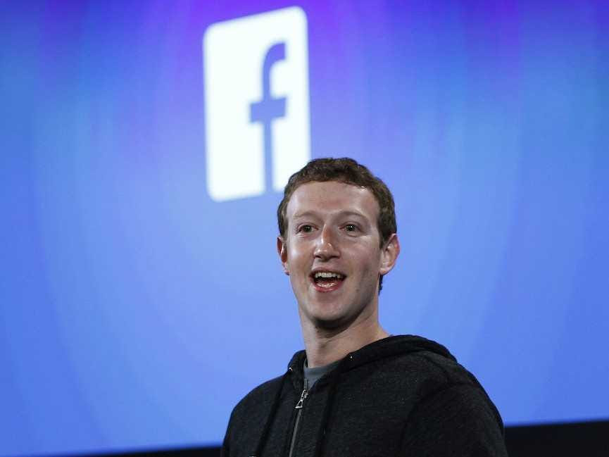 Facebook is the undisputed king of the tech industry now (FB)