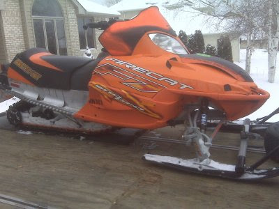 Used Arctic Cat Snowmobiles For Sale