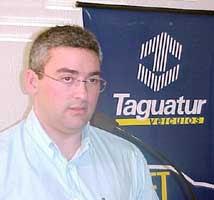 Empresário José Medeiros Filho, diretor-geral da Taguatur Veículos.