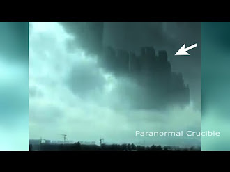 Mysterious City Appears In Sky Above China / Misteriosa Ciudad Aparece en los Cielos de China!